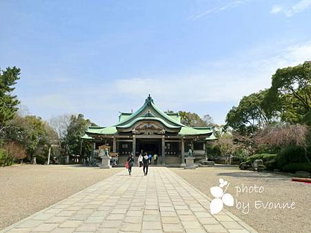 大阪城- (8)