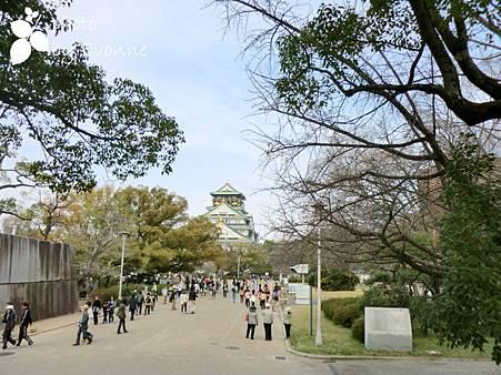 大阪城- (11)