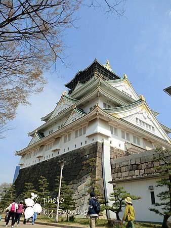 大阪城- (18)