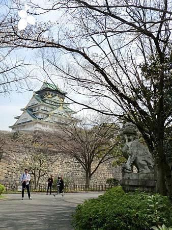 大阪城- (31)