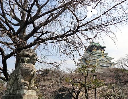 大阪城- (32)