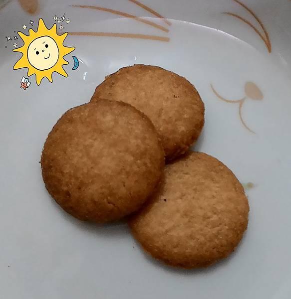 一口小酥餅