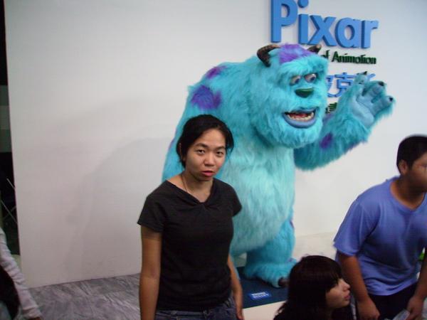 皮克斯-毛怪2