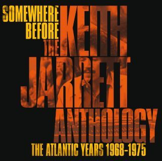 Keith Jarrett - Somewhere Before-The Anthology