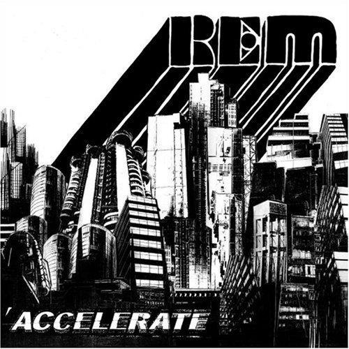 R.E.M.-Accelerate (標準版)