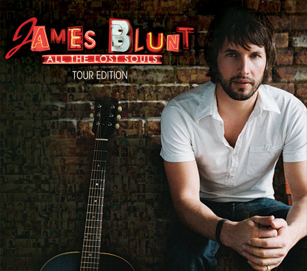 James Blunt-All The Lost Souls (Tour Ed.)