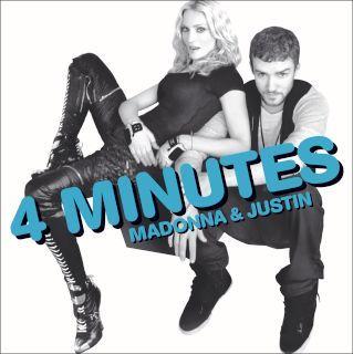 Madonna-4 Minutes_12吋黑膠