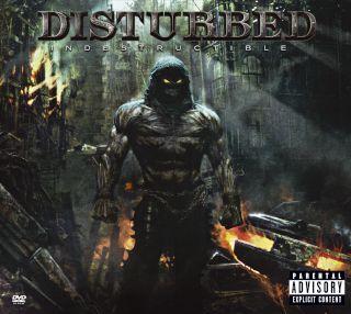 Disturbed-Indestructible (CD+DVD)