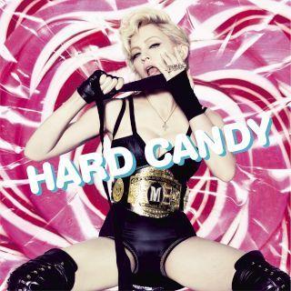 Madonna-Hard Candy (3 Vinyl+1CD)