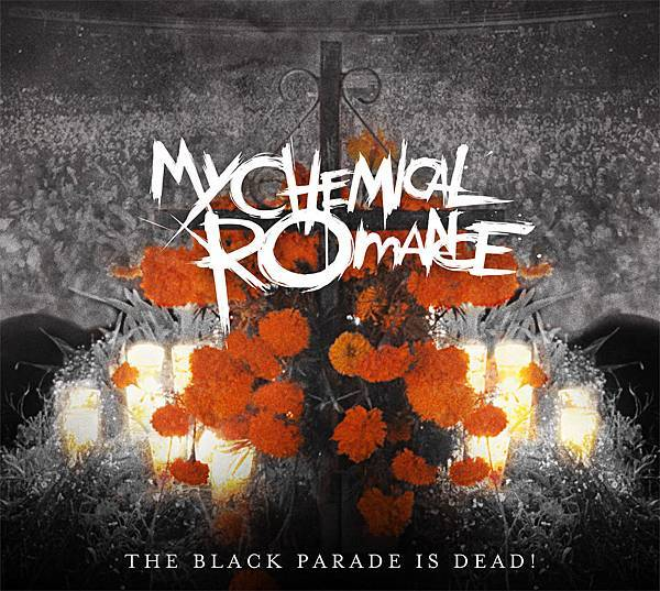 My Chemical Romance-The Black Parade Is Dead (DVD+CD)