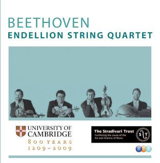 Endellion String Quartet-Beethoven-Complete String Quartets, Quintets & Fragments(10CD).jpg