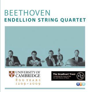 Endellion String Quartet-Beethoven-Complete String Quartets, Quintets & Fragments(10CD).jpg
