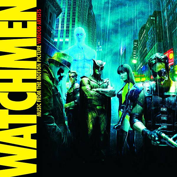OST-Watchmen守護者 (原聲帶)