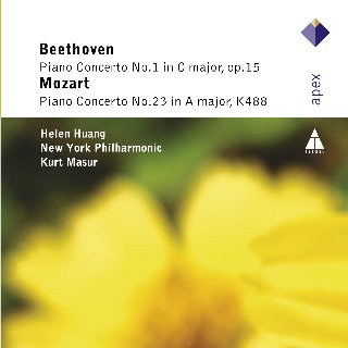 Helen Huang-Beethoven Piano Concerto No.1 In C Major Op.15 & Mozart Piano Concerto No.23 In A Major K488.jpg