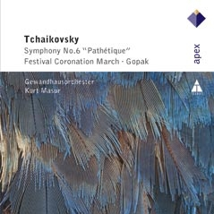 Kurt Masur Tchaikovsky  Symphony No.6, Gopak From Mazeppa, Festival Coronation March.jpg