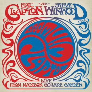 Eric Clapton And Steve Winwood-Live From Madison Square Garden (2CD).jpg