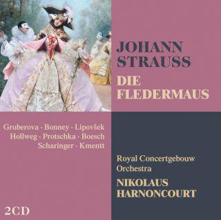 Nikolaus Harnoncourt-Strauss, Johann II Die Fledermaus (2CD).jpg