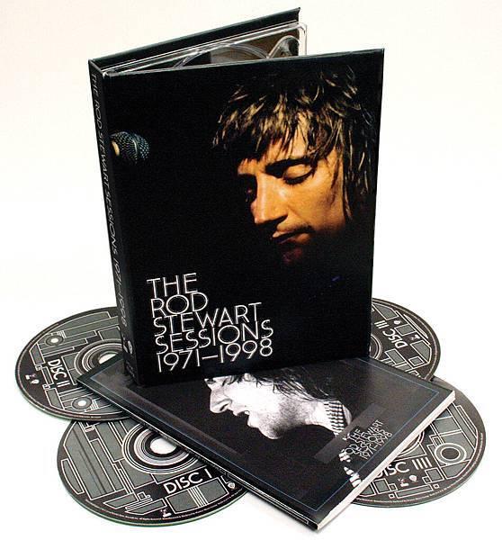 Rod Stewart-The Rod Stewart Sessions 1971-1998 (4CD)_Packaging Shot.jpg