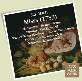 Nikolaus Harnoncourt-JS Bach Missa 1733.jpg