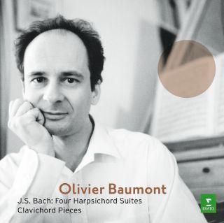 Olivier Baumont-Bach A La Francaise-4 Harpsichord Suites & Clavichord Pieces.jpg