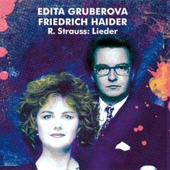 Edita Gruberova R.Strauss, Lieder Gruberova, Haider(2CD).jpg