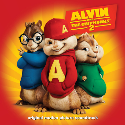 Alvin And The Chipmunks - Alvin And The Chipmunks 2 鼠來寶2 電影原聲帶.jpg