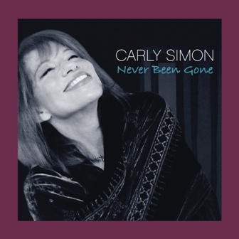 Carly Simon - Never Been Gone - front cover.jpg