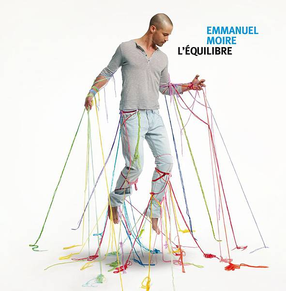 Emmanuel Moire-L'equilibre_專輯封面.jpg