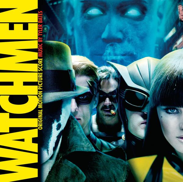 OST-Watchmen守護者 (Score配樂)