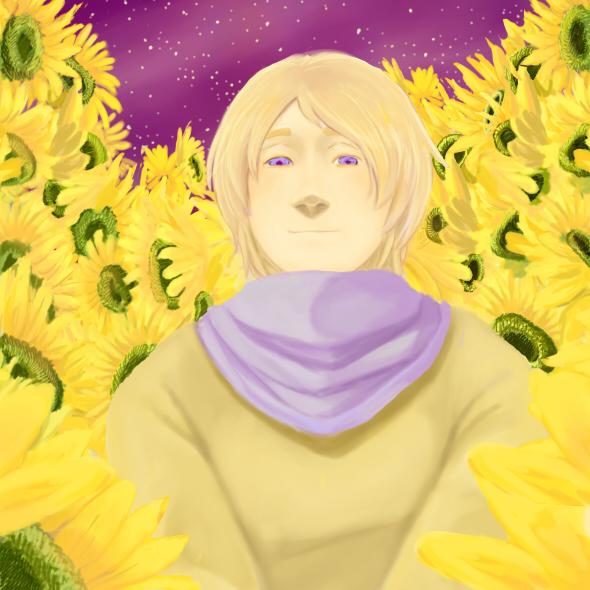 與他的向日葵.jpg