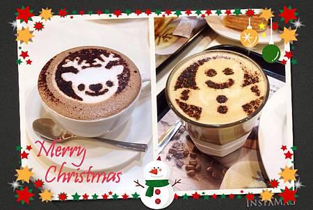 Mc Cafe Xmas