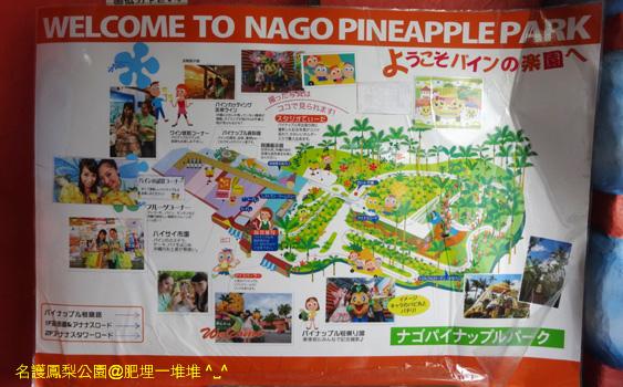 沖繩名護鳳梨公園