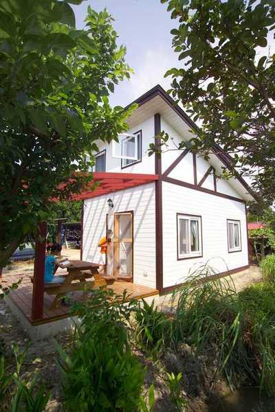 新竹休閒小木屋