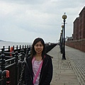 The wharf of Liverpool