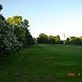 一大片的草地