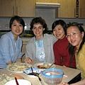 Anita & 她室友 & Eriko & Enya