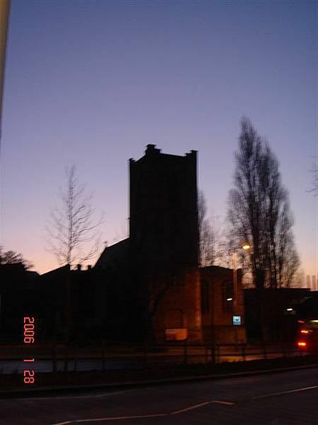castle in Nottingham