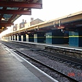 Derby Train Station