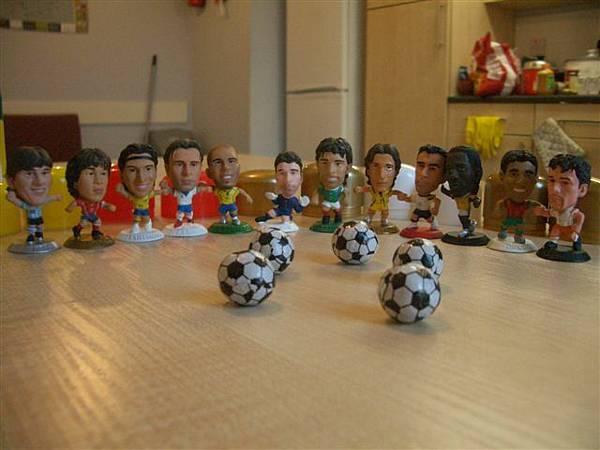 2006世足明星球員