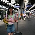 Zurich 火車站