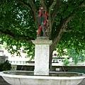 Messenger Fountain 傳令的噴泉