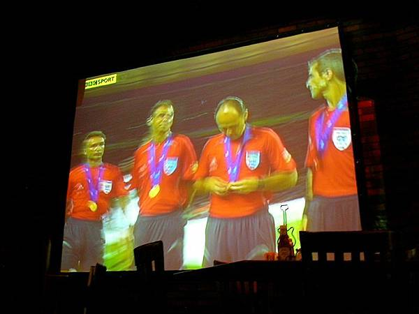 2006 FIFA 世足冠軍賽的裁判
