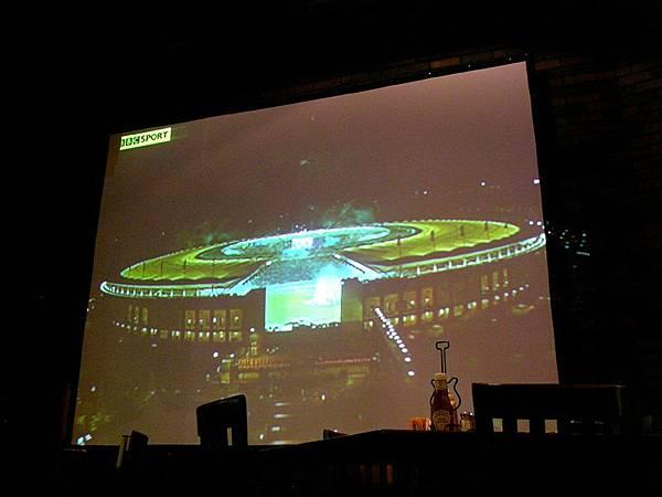 柏林足球場