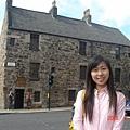 Glasgow 最古老的房子