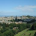 從城堡看 Edinburgh