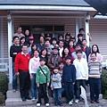 樂樂谷小木屋大合照1