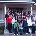樂樂谷小木屋大合照2