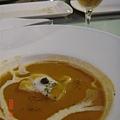 南法魚子醬海鮮濃湯