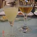 檸檬sorbet+香檳