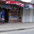 長灘島主要的一條街